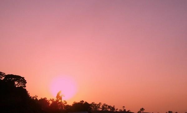sunset by nancy_borah