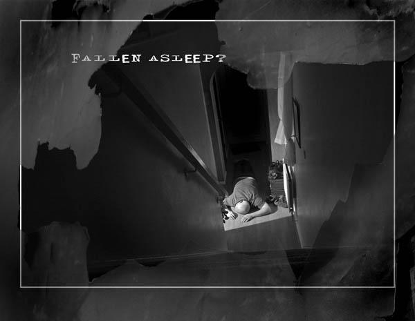 Fallen Asleep? by fletchphoto