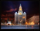 Liverpool Skyline by AntHolloway