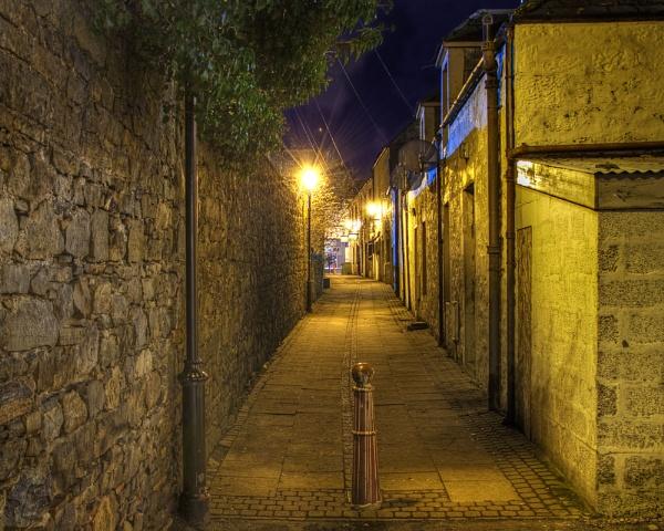 ELGIN - LANE TO HIGH STREET by JASPERIMAGE