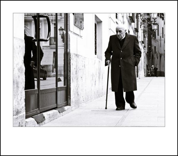 One Elderly gentleman by jarendell