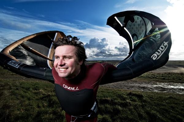 Kitesurfer Promo by layts