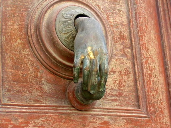Ancient Doorknob #2 by groucho333
