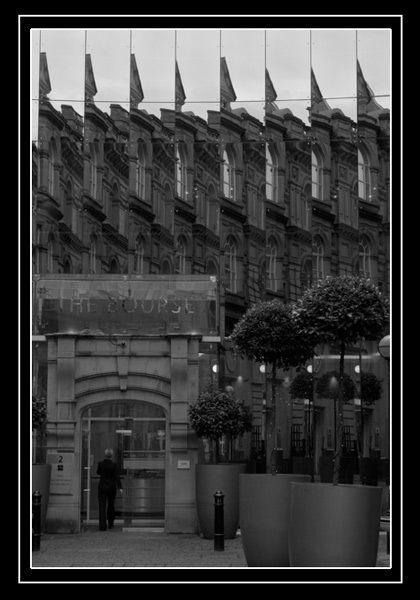 Reflected Leeds by Umbongo