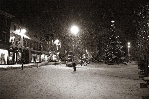 Deserted Streets # 2