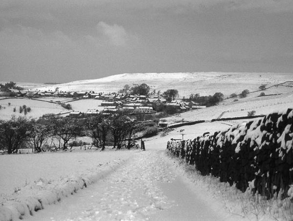 winter wonderlan by n8trm