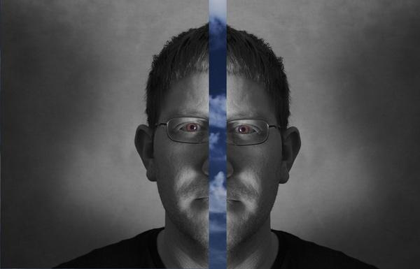 Self Portrait by andrewwoolley
