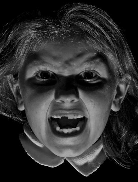 The Devils Child by DJLphoto
