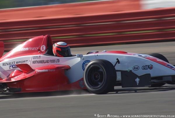 Oli Webb by motorsportpictures