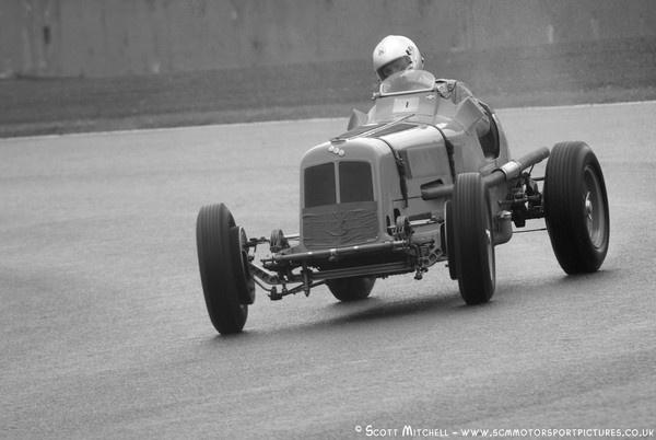 B&W ~ ERA R3A by motorsportpictures