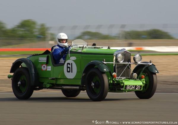 Huge Vintage by motorsportpictures