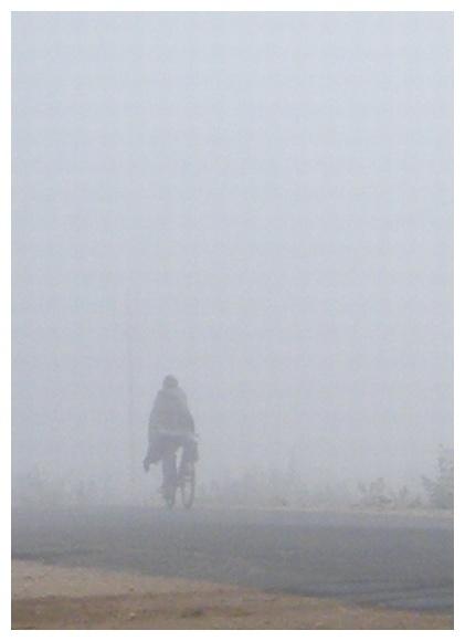 The Fog by kishanm14