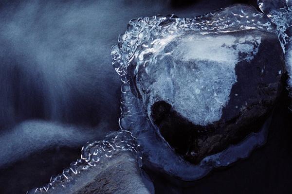 Ice Rock by TrevorB