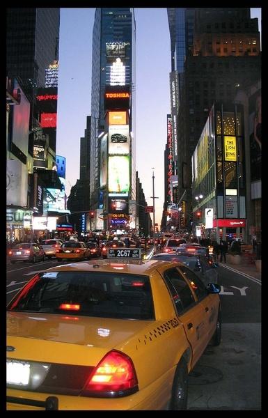 Taxi!!! by Rob_McG