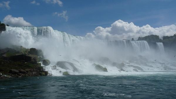 American Falls @ Niagara by sam2awsome