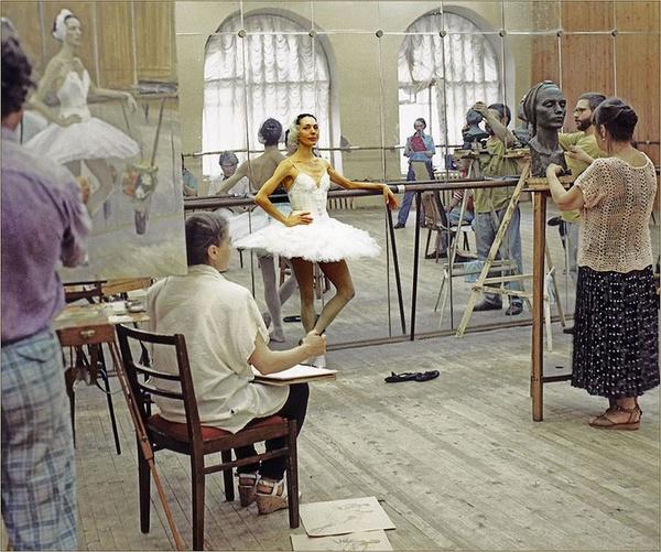 Famous ballerina by IgorDrankin