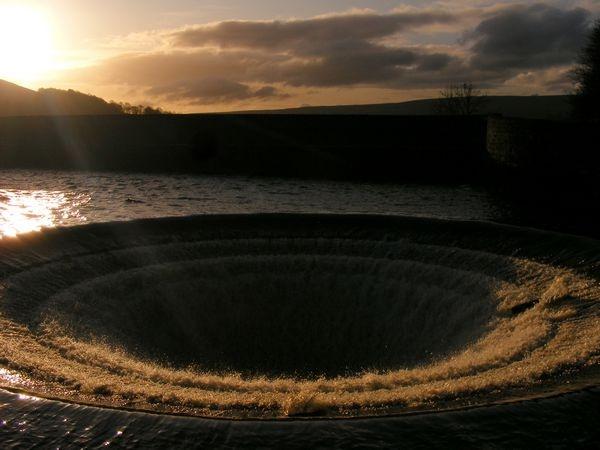 OVERFLOWING SUNRISE by ianmoorcroft