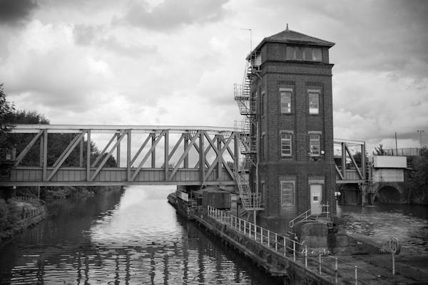 Barton Swing Aqueduct by Spirit