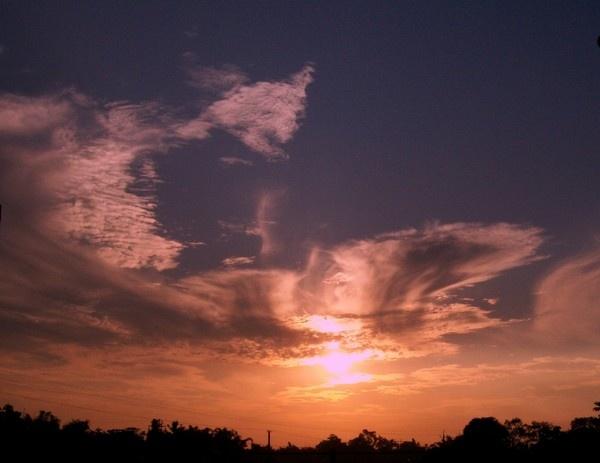 my fav sunset by nancy_borah