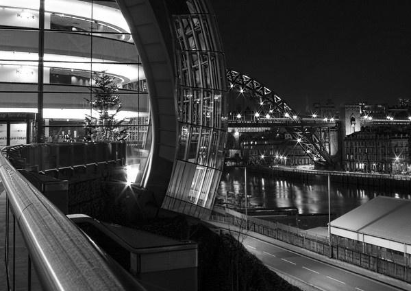 The Sage and Tyne Bridge by Animalsmagic