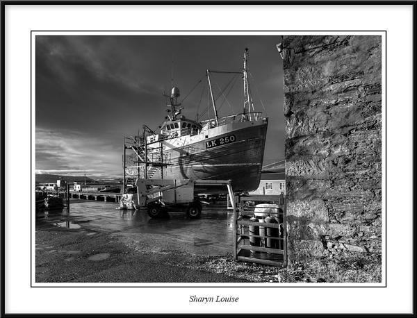 The Old Shipyard by Adrian_Reynolds