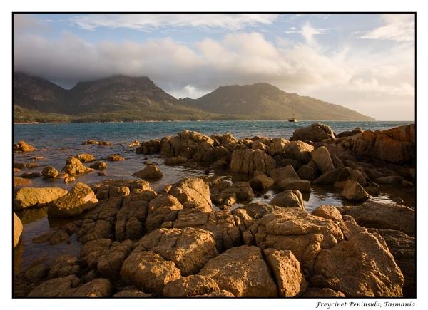 Freycinet Peninsula by PeterBee