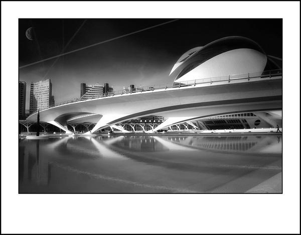 Artes & Ciencias (Valencia) by jarendell