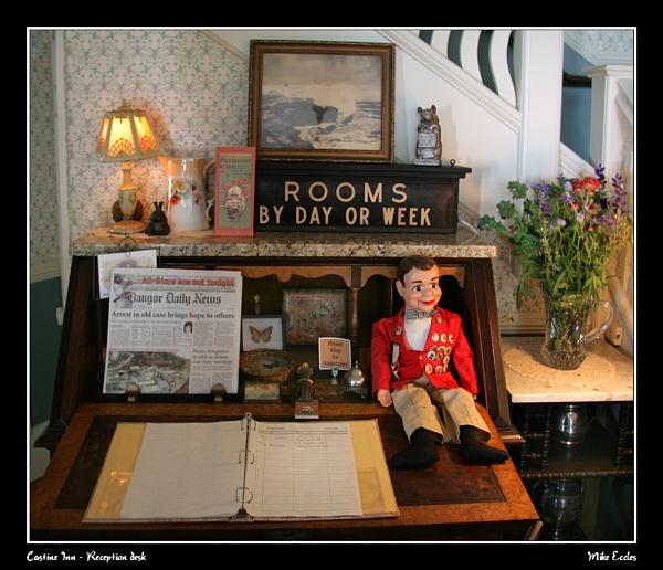 Castine Inn by oldgreyheron