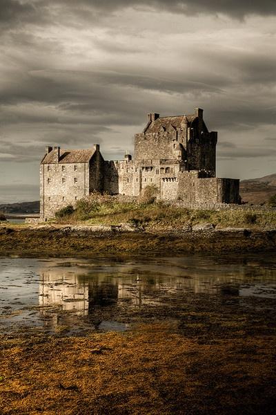 Eilean Donan Castle by BevHadland