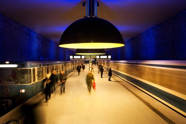 U-Bahn - U1 ver2 by Strobe