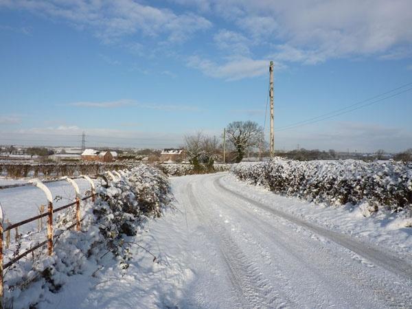 Stonehayes Lane by chocky