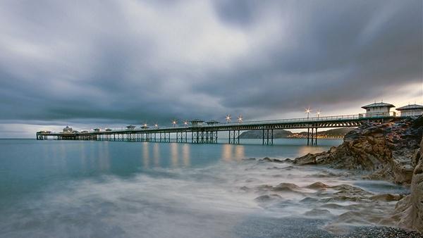 another pier by cassiecat