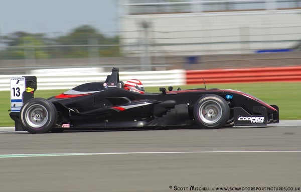 Marcus Grubmuller F3 by motorsportpictures