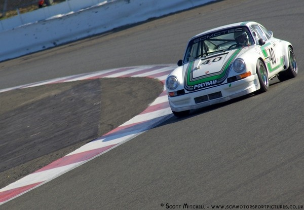Angled Porsche by motorsportpictures