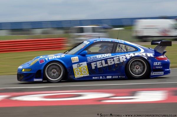 Team Felbermayr -  Porsche 997 by motorsportpictures