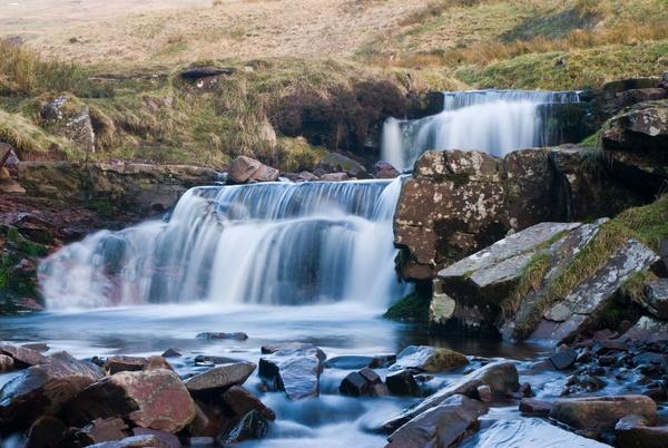 Afon Taff by colym