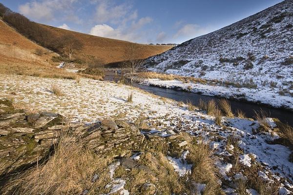 River Barle by LensYews