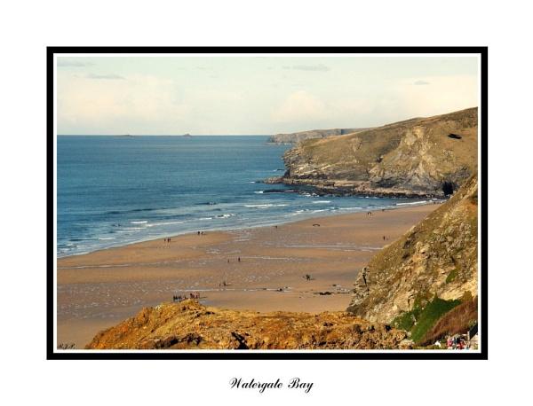 Watergate Bay, Newquay, North Cornwall. by rpba18205