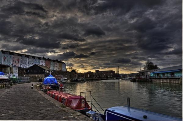 bristol harbour by seeky007