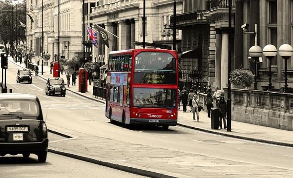 London busses by fran_weaver