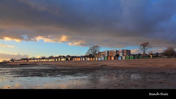 Beach Huts by markharrop