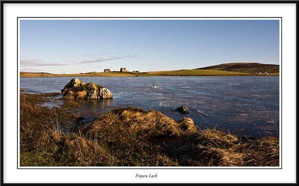 Frozen Loch by Adrian_Reynolds