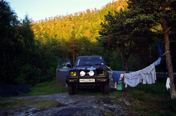 Norway - Camping by jinstone