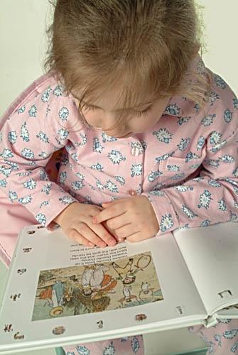 Reading by Debbiee