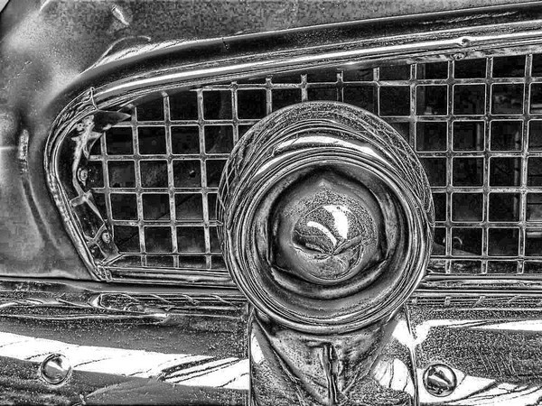 1955 Ford Thunderbird Convertible by tony64