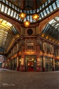 leadenhall Market by Richsr