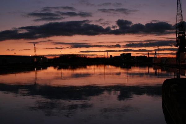 low light dock..... by SKETCHER68
