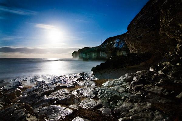 Moonlight sun art, aah... by dwillows