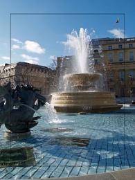 Sunny day in Trafalgar