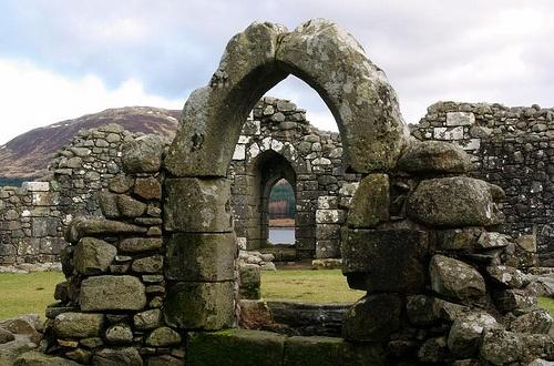 Loch Doon Castle by DaveH64